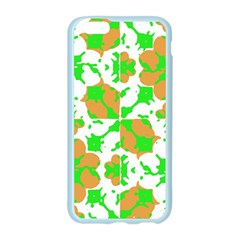 Graphic Floral Seamless Pattern Mosaic Apple Seamless iPhone 6/6S Case (Color)