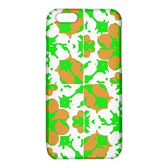 Graphic Floral Seamless Pattern Mosaic iPhone 6/6S TPU Case