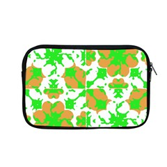Graphic Floral Seamless Pattern Mosaic Apple MacBook Pro 13  Zipper Case