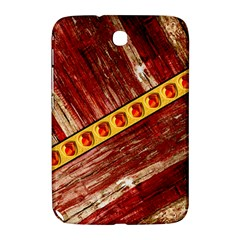 Wood and jewels Samsung Galaxy Note 8.0 N5100 Hardshell Case