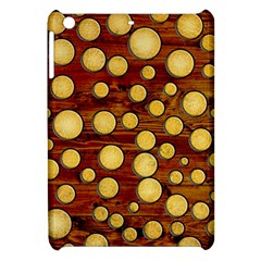 Wood And Gold Apple Ipad Mini Hardshell Case