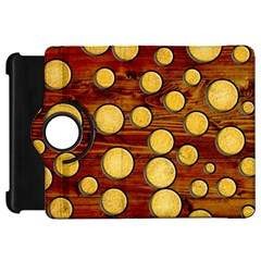 Wood And Gold Kindle Fire Hd 7