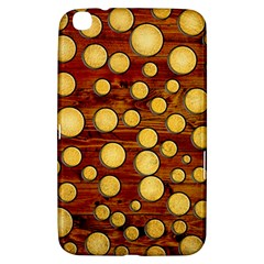 Wood and gold Samsung Galaxy Tab 3 (8 ) T3100 Hardshell Case