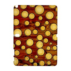 Wood And Gold Galaxy Note 1