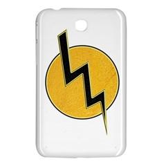 Lightning bolt Samsung Galaxy Tab 3 (7 ) P3200 Hardshell Case
