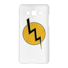 Lightning Bolt Samsung Galaxy A5 Hardshell Case