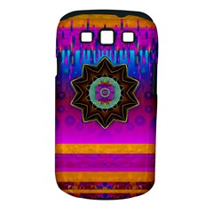 Air And Stars Global With Some Guitars Pop Art Samsung Galaxy S III Classic Hardshell Case (PC+Silicone)