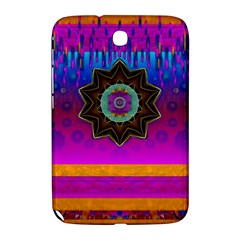 Air And Stars Global With Some Guitars Pop Art Samsung Galaxy Note 8.0 N5100 Hardshell Case
