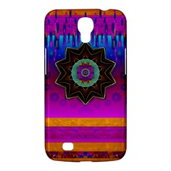 Air And Stars Global With Some Guitars Pop Art Samsung Galaxy Mega 6.3  I9200 Hardshell Case