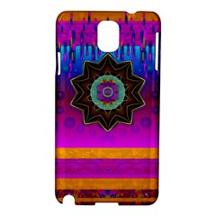 Air And Stars Global With Some Guitars Pop Art Samsung Galaxy Note 3 N9005 Hardshell Case