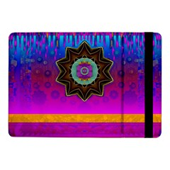 Air And Stars Global With Some Guitars Pop Art Samsung Galaxy Tab Pro 10.1  Flip Case