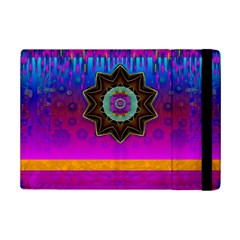 Air And Stars Global With Some Guitars Pop Art iPad Mini 2 Flip Cases