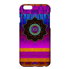 Air And Stars Global With Some Guitars Pop Art Apple iPhone 6 Plus/6S Plus Hardshell Case