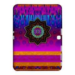 Air And Stars Global With Some Guitars Pop Art Samsung Galaxy Tab 4 (10 1 ) Hardshell Case