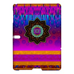 Air And Stars Global With Some Guitars Pop Art Samsung Galaxy Tab S (10.5 ) Hardshell Case