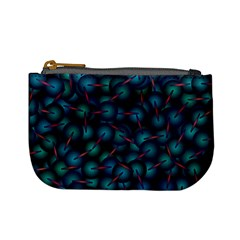 Background Abstract Textile Design Mini Coin Purses