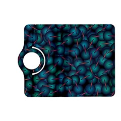 Background Abstract Textile Design Kindle Fire HD (2013) Flip 360 Case