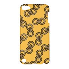 Abstract Shapes Links Design Apple Ipod Touch 5 Hardshell Case