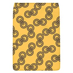 Abstract Shapes Links Design Flap Covers (s)