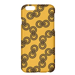 Abstract Shapes Links Design Apple Iphone 6 Plus/6s Plus Hardshell Case
