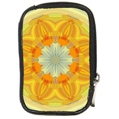 Sunshine Sunny Sun Abstract Yellow Compact Camera Cases