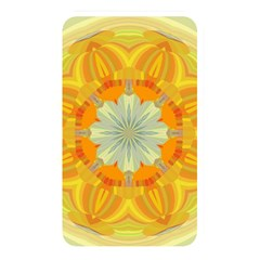 Sunshine Sunny Sun Abstract Yellow Memory Card Reader