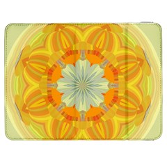 Sunshine Sunny Sun Abstract Yellow Samsung Galaxy Tab 7  P1000 Flip Case