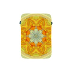 Sunshine Sunny Sun Abstract Yellow Apple iPad Mini Protective Soft Cases