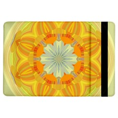 Sunshine Sunny Sun Abstract Yellow Ipad Air Flip
