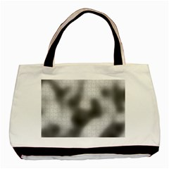 Puzzle Grey Puzzle Piece Drawing Basic Tote Bag