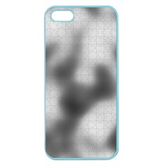 Puzzle Grey Puzzle Piece Drawing Apple Seamless Iphone 5 Case (color)