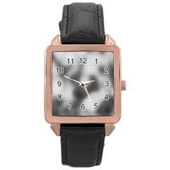 Puzzle Grey Puzzle Piece Drawing Rose Gold Leather Watch