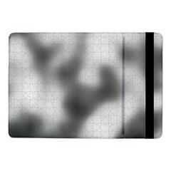 Puzzle Grey Puzzle Piece Drawing Samsung Galaxy Tab Pro 10 1  Flip Case