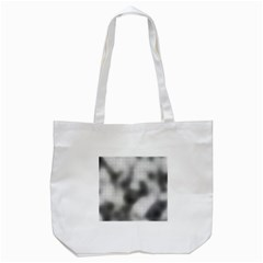 Puzzle Grey Puzzle Piece Drawing Tote Bag (white)