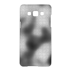 Puzzle Grey Puzzle Piece Drawing Samsung Galaxy A5 Hardshell Case