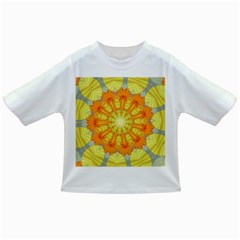Sunshine Sunny Sun Abstract Yellow Infant/Toddler T-Shirts