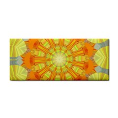 Sunshine Sunny Sun Abstract Yellow Cosmetic Storage Cases