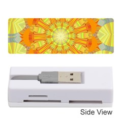 Sunshine Sunny Sun Abstract Yellow Memory Card Reader (Stick)