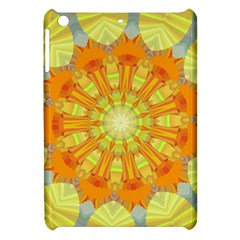 Sunshine Sunny Sun Abstract Yellow Apple iPad Mini Hardshell Case