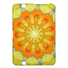 Sunshine Sunny Sun Abstract Yellow Kindle Fire Hd 8 9