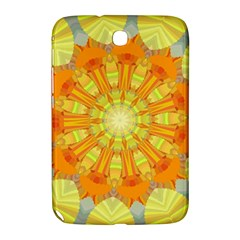 Sunshine Sunny Sun Abstract Yellow Samsung Galaxy Note 8.0 N5100 Hardshell Case