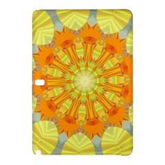 Sunshine Sunny Sun Abstract Yellow Samsung Galaxy Tab Pro 10.1 Hardshell Case