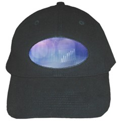 Business Background Blue Corporate Black Cap