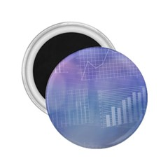 Business Background Blue Corporate 2.25  Magnets