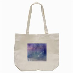 Business Background Blue Corporate Tote Bag (Cream)