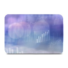 Business Background Blue Corporate Plate Mats