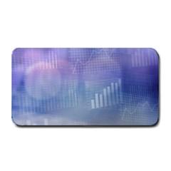 Business Background Blue Corporate Medium Bar Mats