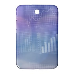 Business Background Blue Corporate Samsung Galaxy Note 8 0 N5100 Hardshell Case