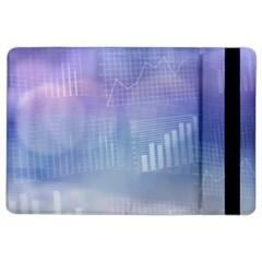 Business Background Blue Corporate iPad Air 2 Flip