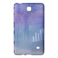 Business Background Blue Corporate Samsung Galaxy Tab 4 (7 ) Hardshell Case